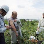 参加企業、南陽市で森づくりをされている国土防災技術(株)様