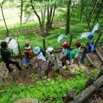 山形県 遊学の森を散策します。しゅっぱーつ!