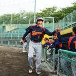結城選手、ホームランおめでとう!